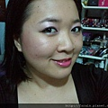 Minimal Makeup in a rush9