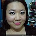 Minimal Makeup in a rush11