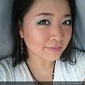 Teal Green Fluttery Eyes3