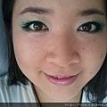 Teal Green Fluttery Eyes5