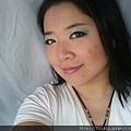 Teal Green Fluttery Eyes7