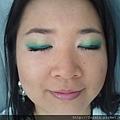Teal Green Fluttery Eyes12