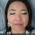 Teal Green Fluttery Eyes13