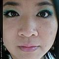 Teal Green Fluttery Eyes23