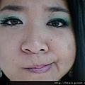 Teal Green Fluttery Eyes24