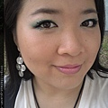 Teal Green Fluttery Eyes28