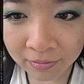 Teal Green Fluttery Eyes29