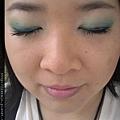 Teal Green Fluttery Eyes31