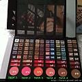 ISMINE Professional Makeup Kit-78pc detachable palette-Labelled
