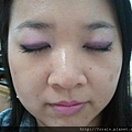 Office Week LOTD-12Mar12-Deep Purple Liner wPinkish Lids6