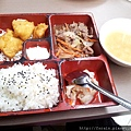 20120319_NikoNiko Ramen-Fried Fish & Beef Bento