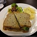 20120312-Pancakes-Tuna Sandwich