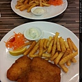 20120130-Cafe Eurasia-Fish&Chips4