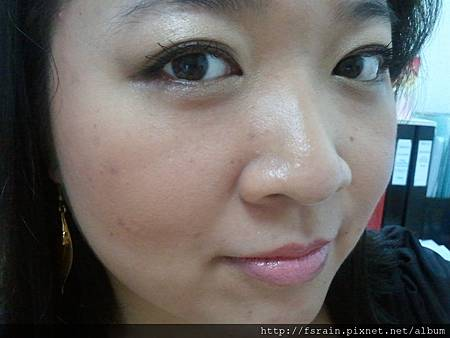 Office Week LOTD-22Mar12-AmuSe Big Fan Makeup Kit-Earth Tones4