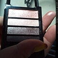 Rimmel Colour Rush Sparkling Gradation Eyes 001-Step 4 wSwatch