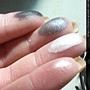 Rimmel Colour Rush Sparkling Gradation Eyes 001-Swatch1-intense on fingers