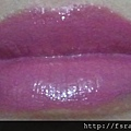 SilkyGirl Moisture Max Lipcolour-03 Plum Smoothie-swatch closeup