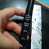 NYX Doll Eye Mascara-DE02 Volume Extreme Black-1