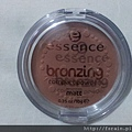 essence Bronzing Compact Powder Matte-02 Love to be matte-2
