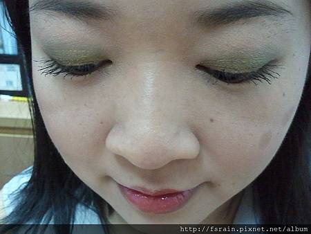Office Week LOTD-12Apr12-Olive Green with Ruby Kiss12