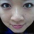 Office Week LOTD-10Apr12-Hot Pink Shadow Liner3