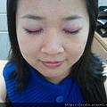 Office Week LOTD-10Apr12-Hot Pink Shadow Liner7