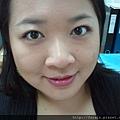 Office Week LOTD-11Apr12-Peeking Orange Purple Lash3