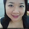 Office Week LOTD-11Apr12-Peeking Orange Purple Lash6