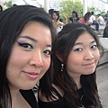 Funky 3coloured Eyes 4RockNRoll-22-with Sister