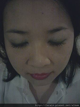 Office Week LOTD-27Apr12-Simple Lined Eyes wBold Lips-4