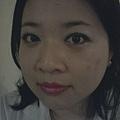 Office Week LOTD-27Apr12-Simple Lined Eyes wBold Lips-1
