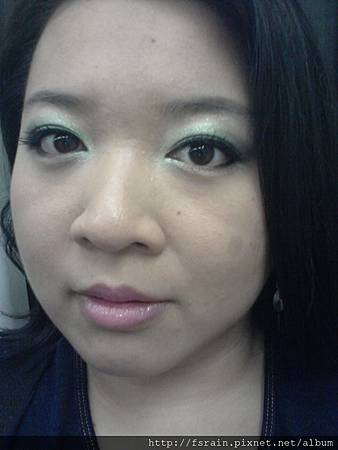 Office Week Series-18 May 2012-72 Glitter Palette-Green Shimmers-2