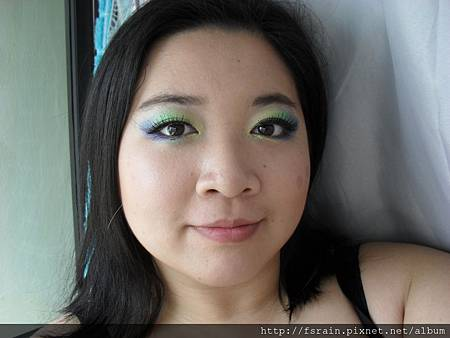 Summer Funk Makeup-07