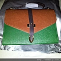 Marron Bags-M201-Deep Green-2