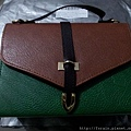 Marron Bags-M201-Deep Green-1