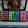 180pc Eyeshadow Palette-18