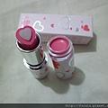 iOsasatinnie Sugary Heart Lipstick-03Girly Pink-18