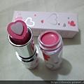 iOsasatinnie Sugary Heart Lipstick-03Girly Pink-17