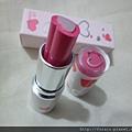 iOsasatinnie Sugary Heart Lipstick-03Girly Pink-16