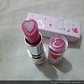 iOsasatinnie Sugary Heart Lipstick-03Girly Pink-14