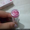 iOsasatinnie Sugary Heart Lipstick-03Girly Pink-11