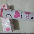 iOsasatinnie Sugary Heart Lipstick-03Girly Pink-09