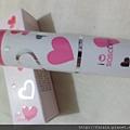 iOsasatinnie Sugary Heart Lipstick-03Girly Pink-08