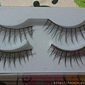 Daiso High Grade Silver Line Fake Lashes-No2c