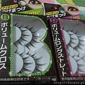 Daiso Fake Eyelash Volume Type B and Volume Long Type D-1