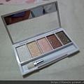 Daiso Ellefar Glitter Eyeshadow Palette-Brown-07