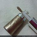 Daiso L'AME Glitter Eyeshadow Gel-Gold-05
