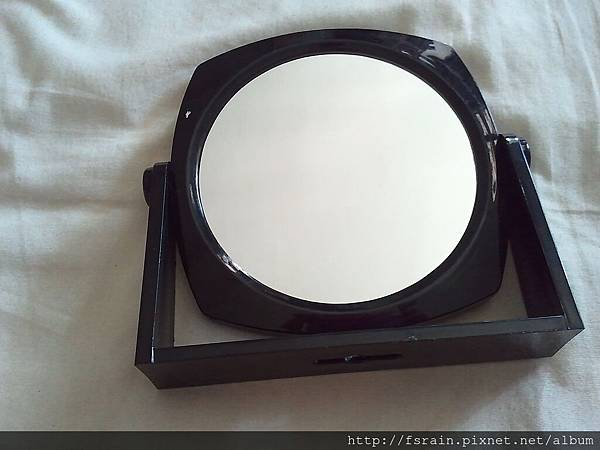 Daiso Both Sides Mirror-Black-02