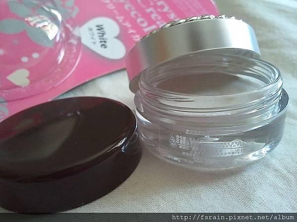 Daiso Crystal Cream Eye Color-White-11