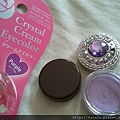Daiso Crystal Cream Eye Color-Purple-14